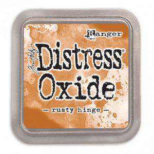 TDistress Oxide Rusty Hinge TDO56164