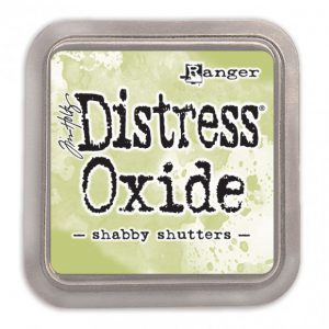 Tim Holtz Distress Oxide Shabby Shutters TDO56201