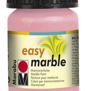 Easy marble marmerverf roze - 033