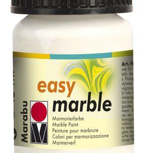 Easy marble marmerverf wit - 070