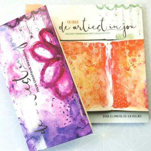 Ontdek de artiest in jou boek-werkboek