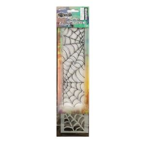 Dyan reavely border stempel en stencil spinnenweb DYZ54788