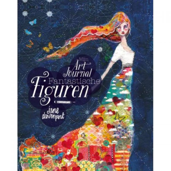 Mijn Art Journal Fantastische Figuren ISBN: 9789045323565