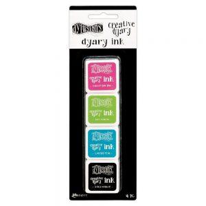 Ranger Dylusions Creative Dyary ink DYE57499. Deze inkt is watervast, zuurvrij en permanent