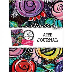 Studio Light Ringband Journal Art By Marlene Nr. 04 (A4)