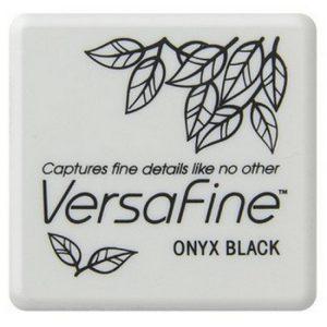 VersaFine Inkpad Onyx Black klein
