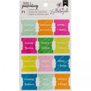 American Crafts Sticker Tabs 378676