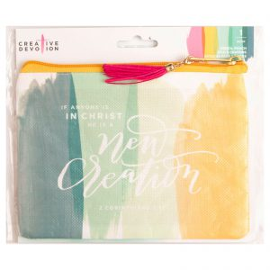 American Crafts Creative Devotion Pencil Pouch 343057