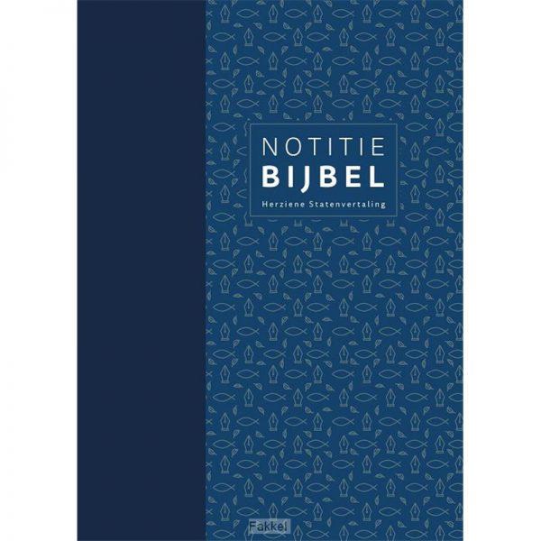 Notitiebijbel HSV: ISBN 9789065394477
