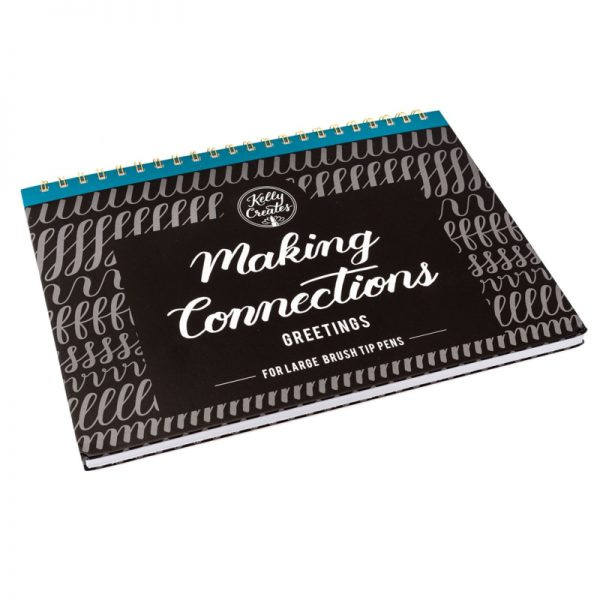 Kelly Creates Making Connections Workbook Greetings 348281