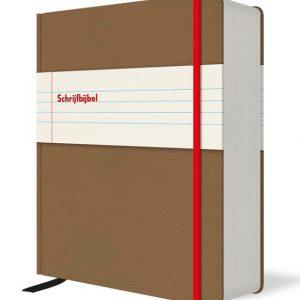 Schrijfbijbel Nieuwe Bijbelvertaling ISBN:9789089121523