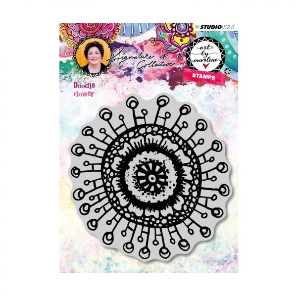 Studio Light Stempel Doodle Flower STAMPBM31
