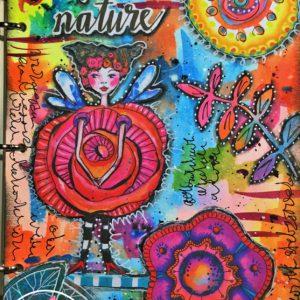 Stansblok Art by Marlene A5STANSBLOKBM03