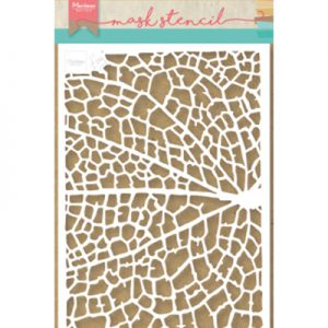 Marianne Design mask stencil Tiny's Leaf Grain PS8041