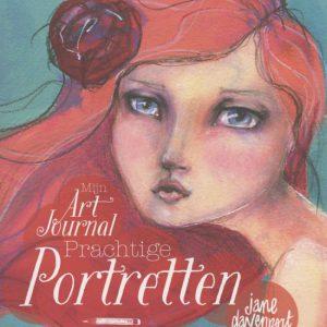 Mijn Art Journal-Prachtige portretten ISBN:9789045323558