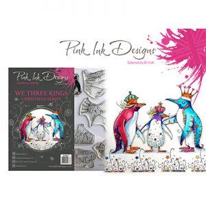 Pink Ink Designs Stempelset We Three Kings PI037