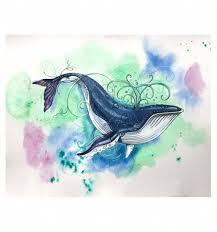 Pink Ink Design Stempelset Whale PI020