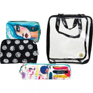 Spellbinders Open & Shut Case Storage Pouches & Tote (JDM-040)