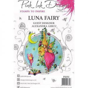 Pink Ink Designs Stempelset Luna Fairy PI050