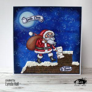 Visible Image Santa Claus VIS-SCL-01