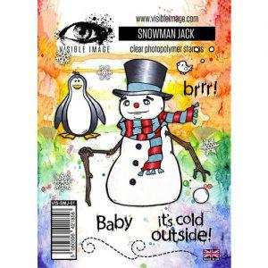 Visible Image Snowman Jack VIS-SMJ-01