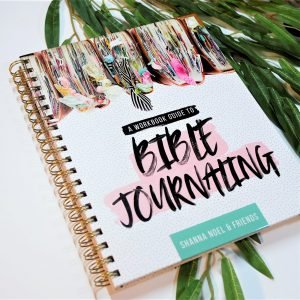 A Workbook Guide to Bible Journaling ISBN: 9781684086078