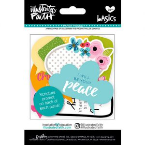 Illustrated Faith Pop Culture Messages From God Die Cuts BB1557