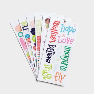 Illustrated Faith Childlike Faith Sticker Booklet BB2122