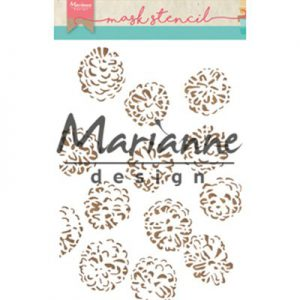 Marianne Design mask stencil Tiny's Pine Cone PS8010