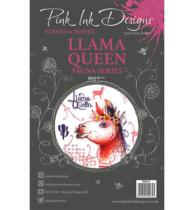 Pink Ink Designs Stempelset Toucan PI030
