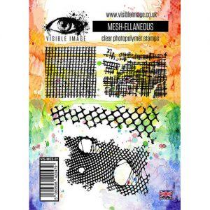 Visible Image Stempelset Mesh-Ellaneous VIS-MES-01