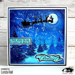 Visible Image Stempelset Christmas Eve VIS-CEV-01