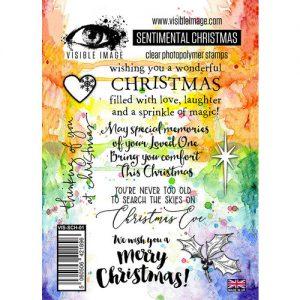 Visible Image Sentimental Christmas VIS-SCH-01